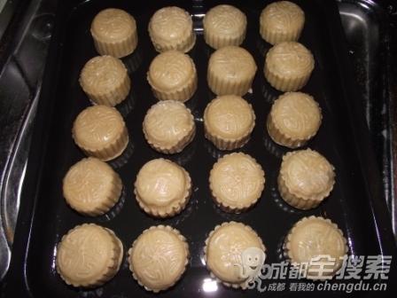 开始幸福之 家庭煮夫 牌栗蓉月饼