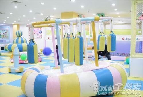 爱乐游室内儿童乐园:300元畅耍18次