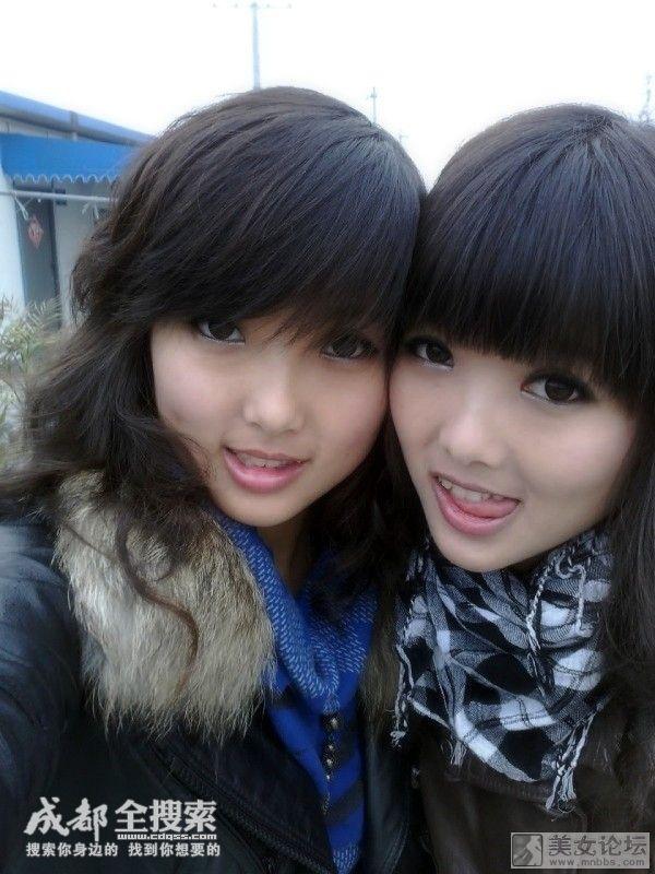 问:中国哪里美女多?
