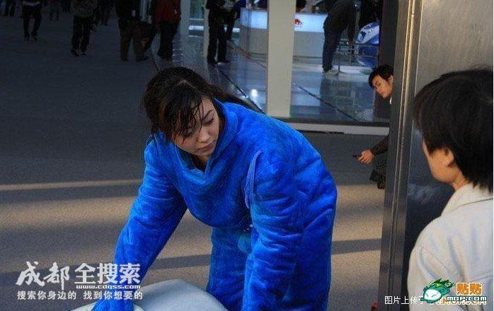 广州车展惊见最美女汽车人……
