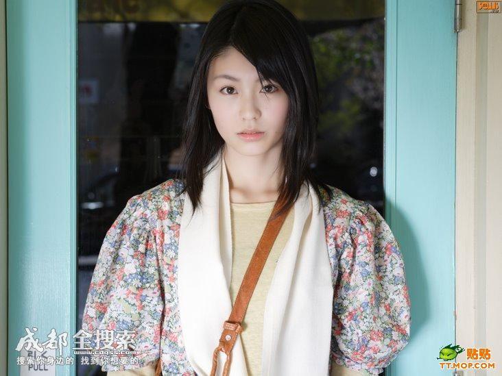 日本竟有如此清纯美女