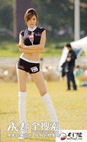 全亚洲腿最长的美女模特