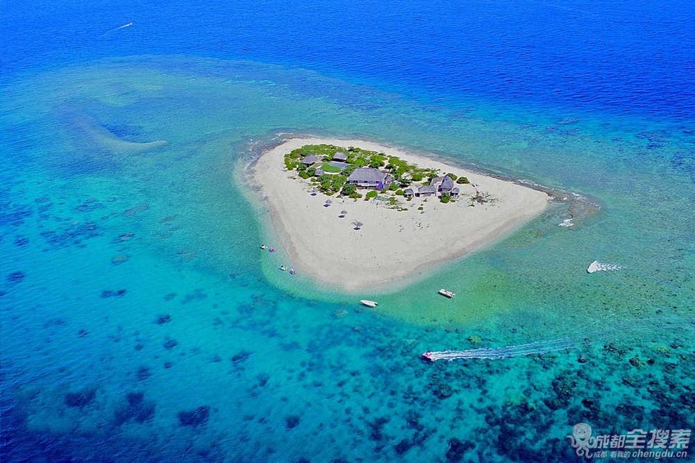 七色海洋的慵懒时光——斐济