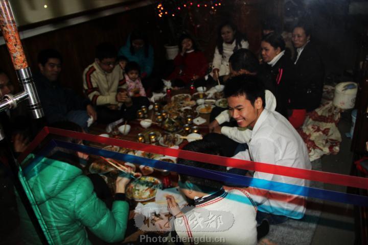 越南年:一家人的团圆饭