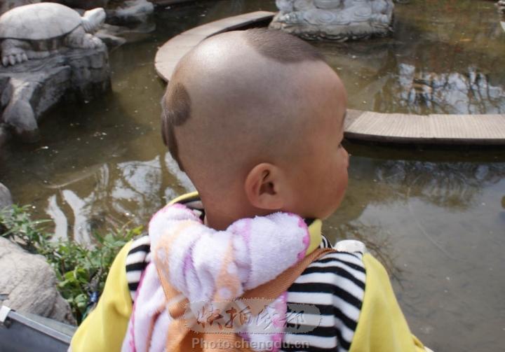 儿童发型设计的