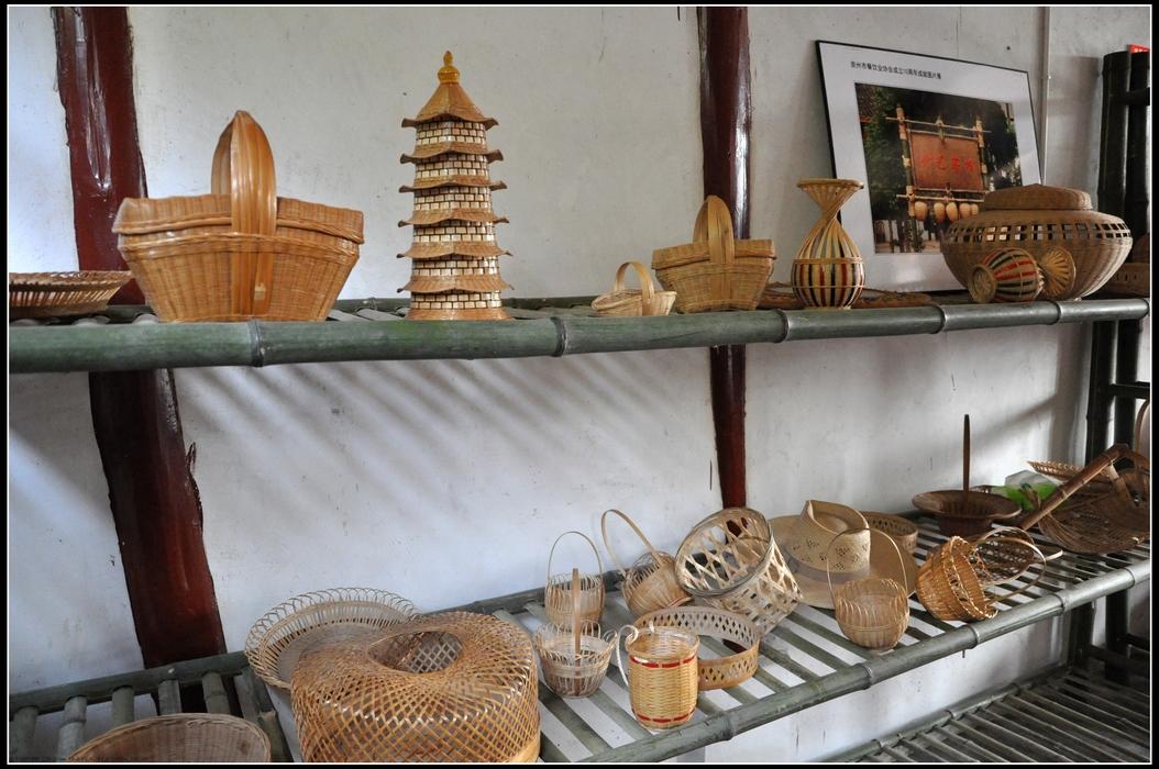 珠编工艺品视频大全_日本teori设计竹艺产品之厨房篇